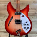 Rickenbacker Model 330 FG Electric Guitar - Fireglo