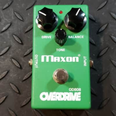 Maxon OD-808 Overdrive OD808 Reissue FREE SHIPPING. image