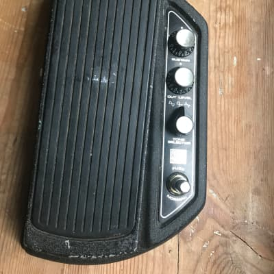 Vintage rare Roland  AD-50 Double Beat 1970s wah fuzz guitar pedal