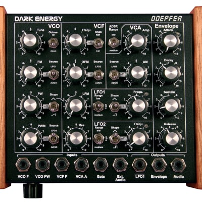 Doepfer Dark Energy 2016