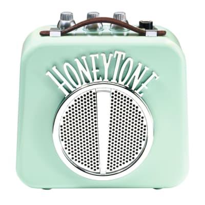 Danelectro Honeytone N-10 Guitar Mini Amp Aqua