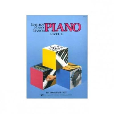 Bastien Piano Basics Level 2