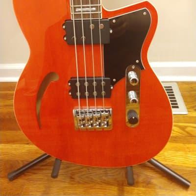 Reverend Dub King Rock Orange for sale