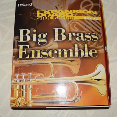 Roland SRX-10 Big Brass Ensemble Expansion Board