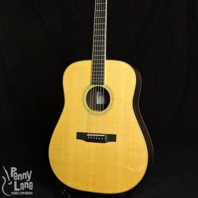 Used 2005 Larrivée D-03R Acoustic Dreadnought Guitar With Case
