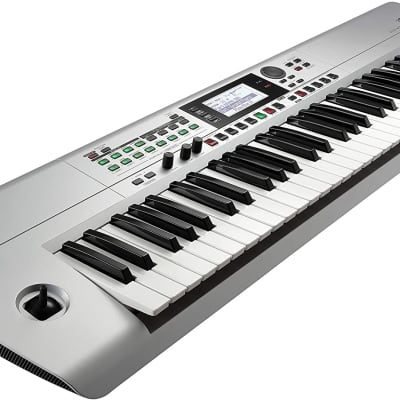 Korg i3 Music Workstation - Silver