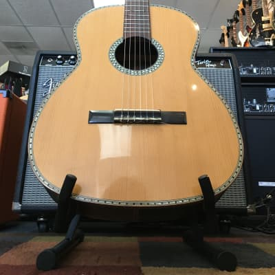 1973 Giannini AWN 300 Classical Guitar for sale