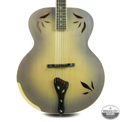 "2010 Hanson 17"" Archtop for sale"