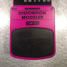 Behringer Distortion Modeler DM100