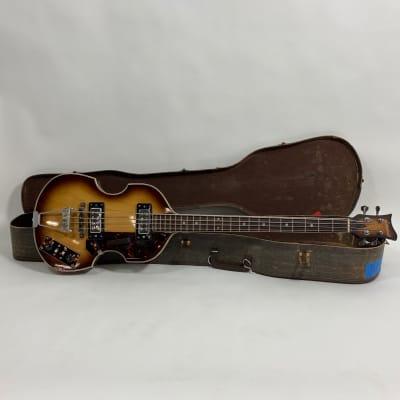 National EG700V-2HB violin bass for sale