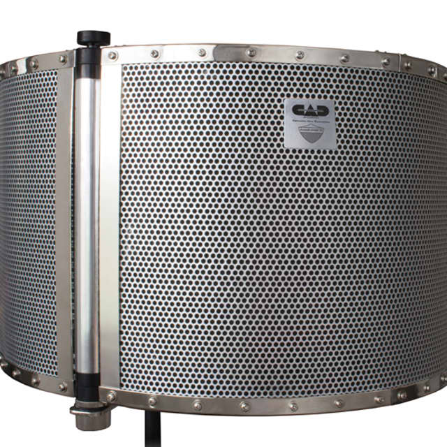 CAD Audio AS32Flex Acousti-shield 32 - Stand Mounted Folding Acoustic Enclosure image