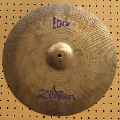 "Zildjian 16"" Edge Razor Crash Cymbal 1996 - 2001"