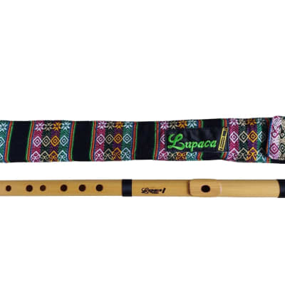 Professional Lupaca transverse flute in F