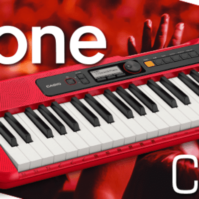 CASIO CT-S200RD RED