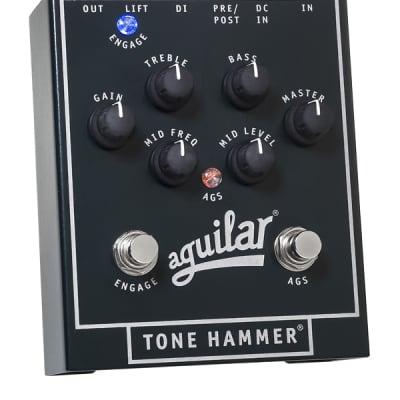 Aguilar Tone Hammer Bass Pre Amp/Direct Box