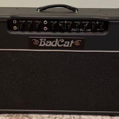 Bad Cat Black Cat 30R 2X12 Combo Guitar Amplifier 2008