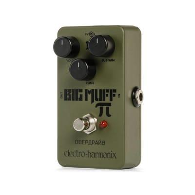 NEW Electro Harmonix Russian Big Muff PI