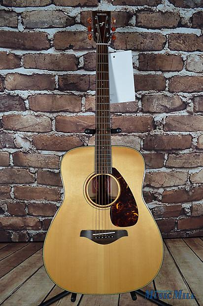 Yamaha Acoustic Guitar Fg  S Spruce Sycamore