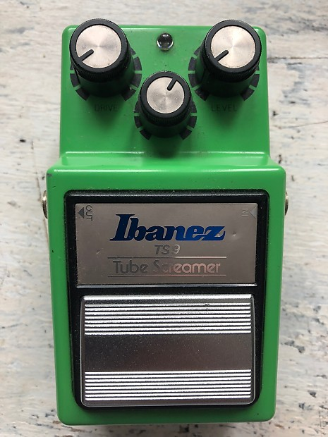 MohoMods TS9 Tube Screamer with TS808 Mod - Rare!