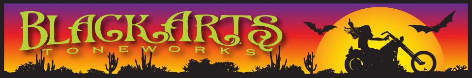 Black Arts Toneworks Custom Shop