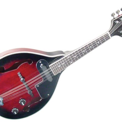 Savannah Madison Acoustic / Electric Mandolin Honorous Mahogany Back and Sides SA-115-E for sale