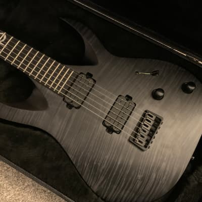 Solar A2.6FB Baritone Flame Black Matte for sale