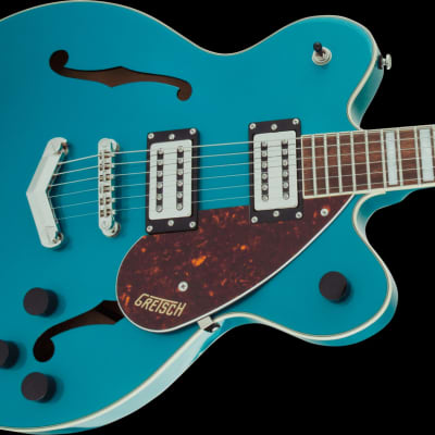 Gretsch G2622 Streamliner Center Block Double-Cut with V-Stoptail, Broad'Tron BT-2S Pickups Ocean Tu