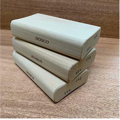 Hosco Two-Way Sanding Block - Set of 3 - SB3 for sale