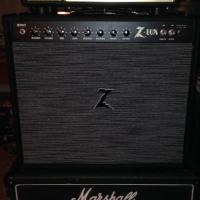 Dr. Z Z-Lux 1x12 Combo 2016 Black for sale