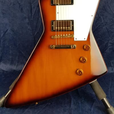 Gibson 1958 Custom Shop Reissue Explorer Sunburst Pre-owned for sale