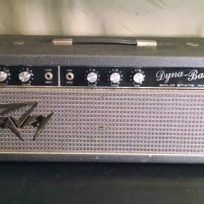 Peavey Dyna-Bass 80-Watt Solid State Bass Head