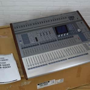 TASCAM DM-4800 Digital Mixer