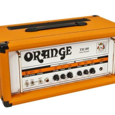 Orange TH100-H 100W Twin Chanel Guitar Amplifier Head for sale