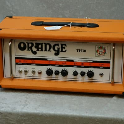 Orange Thunder 30 TH30 electric guitar amp head