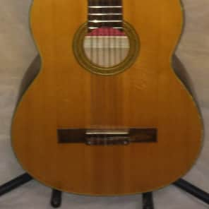 Vintage Canora A 480 Classical Guitar with Case for sale