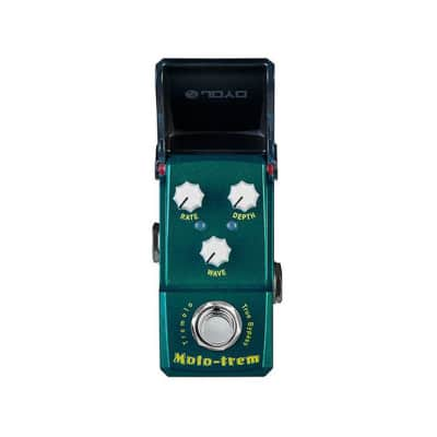 NEW JOYO Ironman JF-325 Molo-Trem Tremolo Pedal for sale