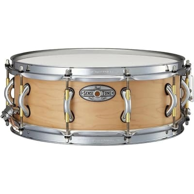 "Pearl STA1450MM SensiTone Premium 14x5"" Maple Snare Drum"