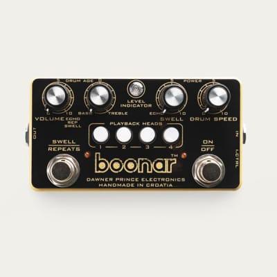 Dawner Prince BOONAR Multi-Head Drum Echo Guitar Effects Pedal
