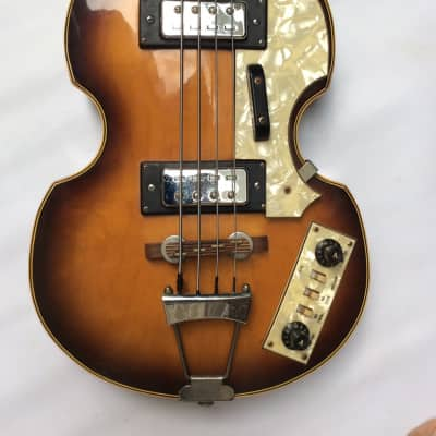 Fresher Violin Bass 1970s for sale