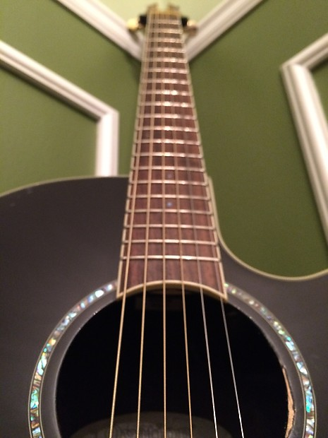 Ovation Celebrity CC24-NBM Burled Maple Acoustic Guitar