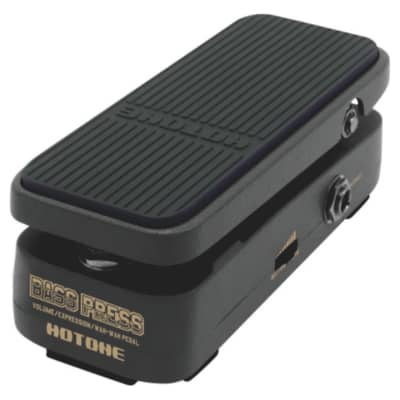 Hotone BP-10 Bass Press Volume/Wah/Expression Pedal for sale