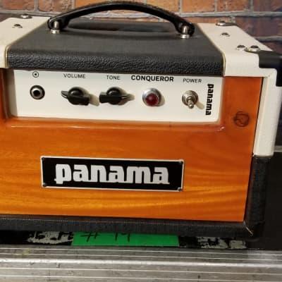 Panama Conqueror Special Edition 5-Watt Hand-Wired All-Tube Guitar Head  Custom