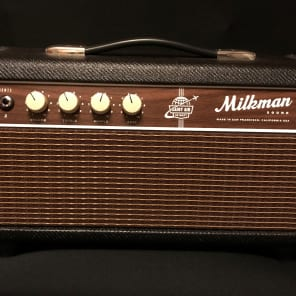 Milkman Dairy Air 30-Watt Guitar Amp Head with 6L6 Tubes