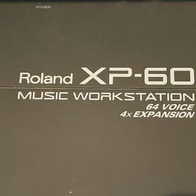 Roland XP-60 2010s Black