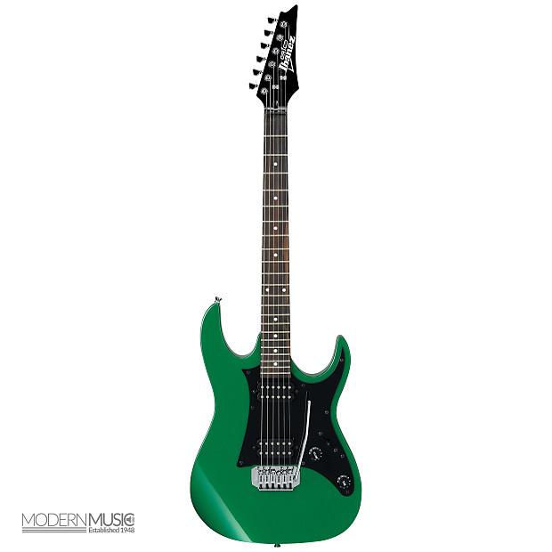 Ibanez Grx20 Metallic Green Electric Guitar Reverb