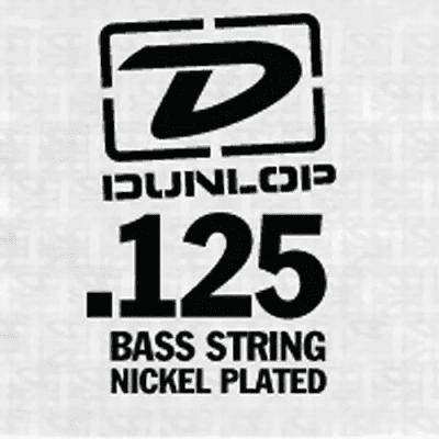 Dunlop DBN125T Nickel Wound Tapered Bass String - 0.125