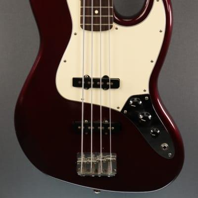 USED Fender Standard Jazz Bass (834)