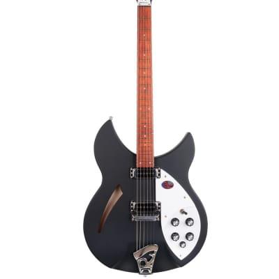 Rickenbacker 330 Matte Black for sale