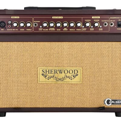Carlsbro Sherwood 30R Acoustic Guitar Combo Amp w/ Reverb for sale