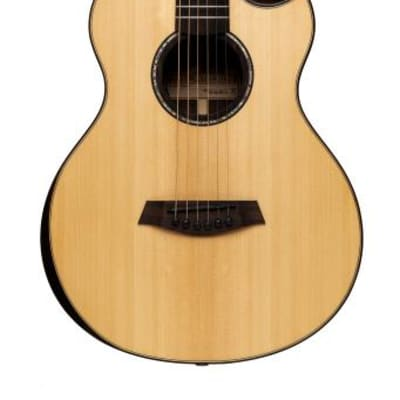 ISLANDER Mini-guitar with solid sitka spruce top, mahogany Acoustic Guitar MS-MG for sale